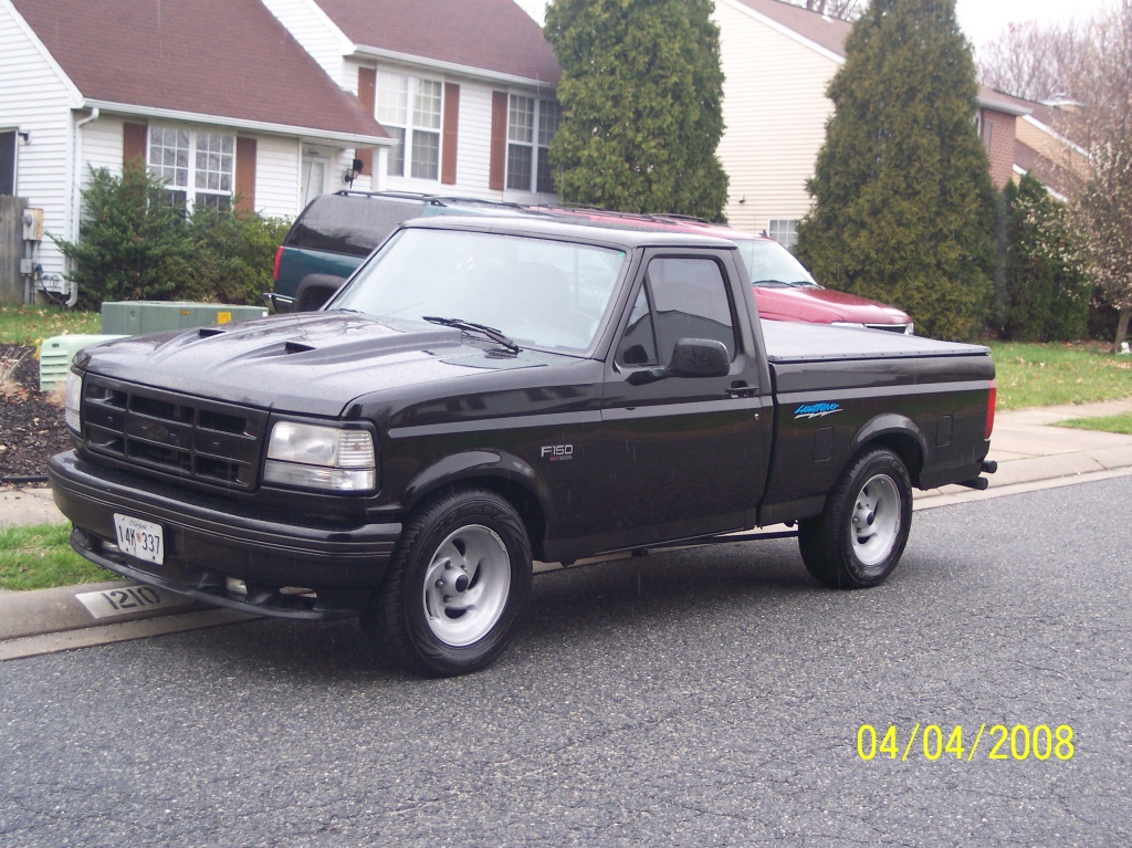 1993 ford lightning gas mileage