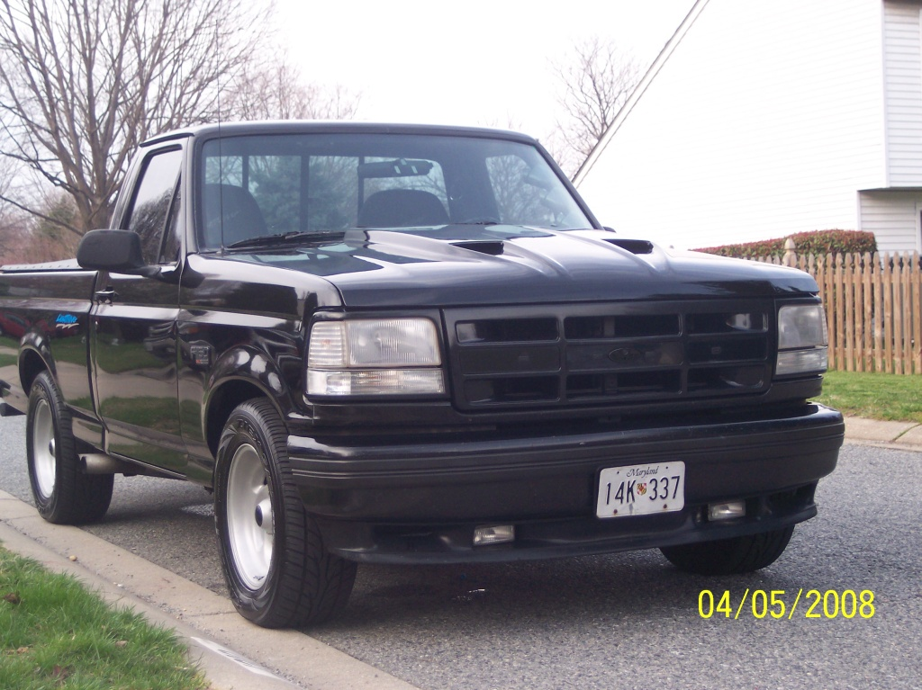 1993 1995 lightning ford trucks for autos post. Black Bedroom Furniture Sets. Home Design Ideas